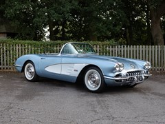 Navigate to Lot 167 - 1958 Chevrolet Corvette C1