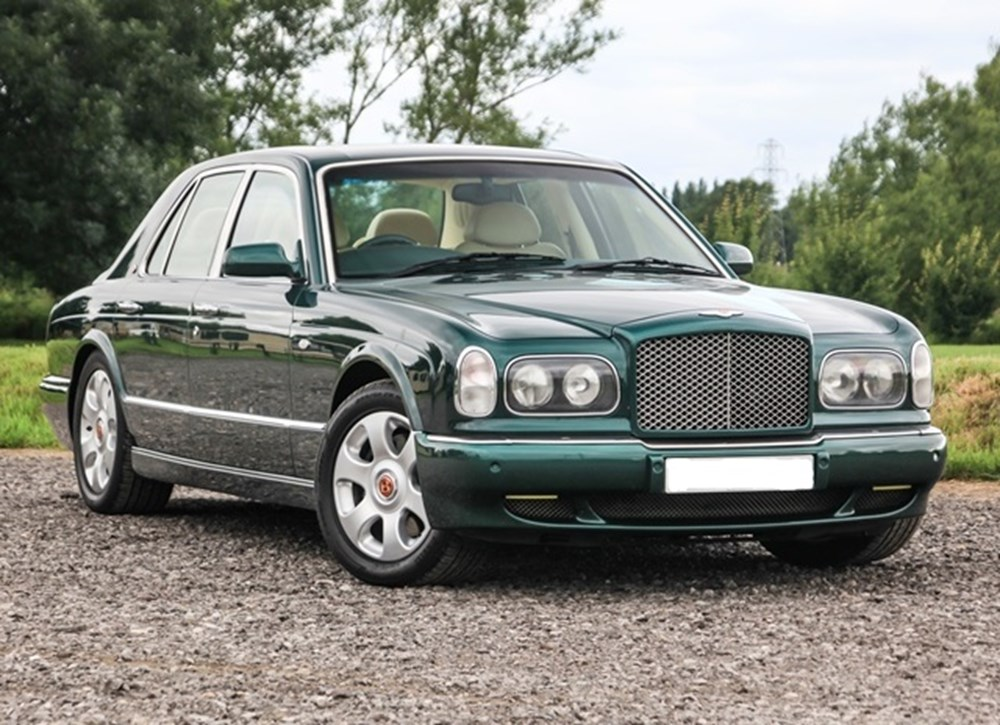 Lot 279 - 2000 Bentley Arnage Red Label