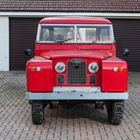 Ref 133 1966 Land Rover Series IIa -