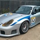 2001 Porsche 996 GT3R Competition to RS specification -