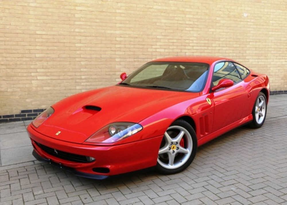 Lot 242 - 2000 Ferrari 550 World Speed Record Edition