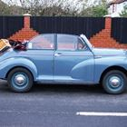 1956 Morris Minor Split Screen Convertible -