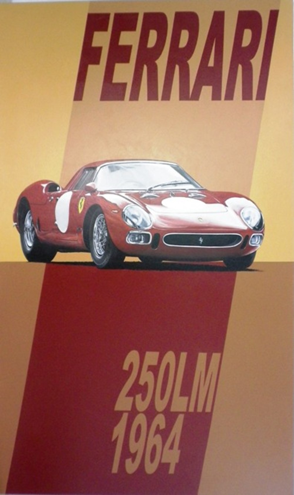 Lot 085 - Tony Upson Ferrari