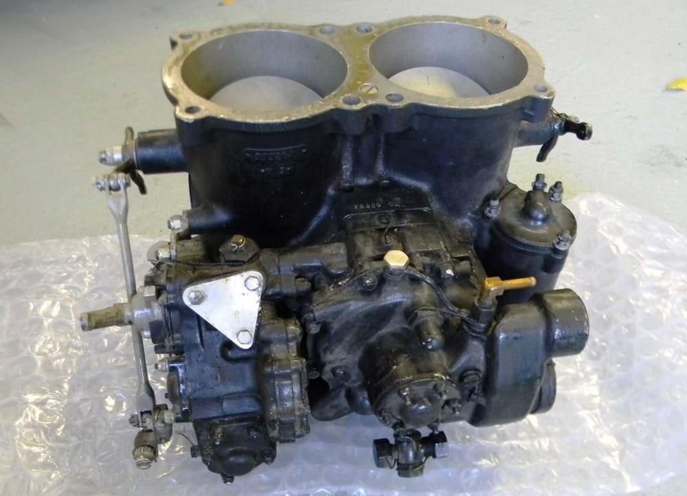 1943 Bendix-Stromberg pressure injection carburettor