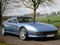 Navigate to Lot 151 - 2000 Ferrari 456M GT