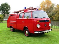 Navigate to Lot 214 - 1974 Volkswagen Type 2 Double-Cab Fire Engine by Branbridge