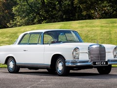 Navigate to Lot 120 - 1963 Mercedes-Benz 220 SE
