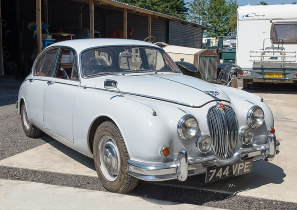 Lot 335 - 1961 Jaguar Mk. II Saloon (3.4 litre)