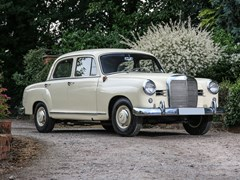 Navigate to Lot 279 - 1958 Mercedes-Benz 190D Ponton