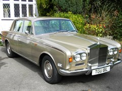 Navigate to Lot 328 - 1972 Rolls-Royce Silver Shadow I