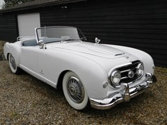 Navigate to Lot 264 - 1953 13006 Healey Le Mans Convertible