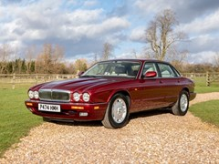 Navigate to Lot 271 - 1997 Jaguar XJ6 Executive (3.2 litre)