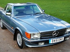 Navigate to Lot 314 - 1986 12987 420SL Roadster