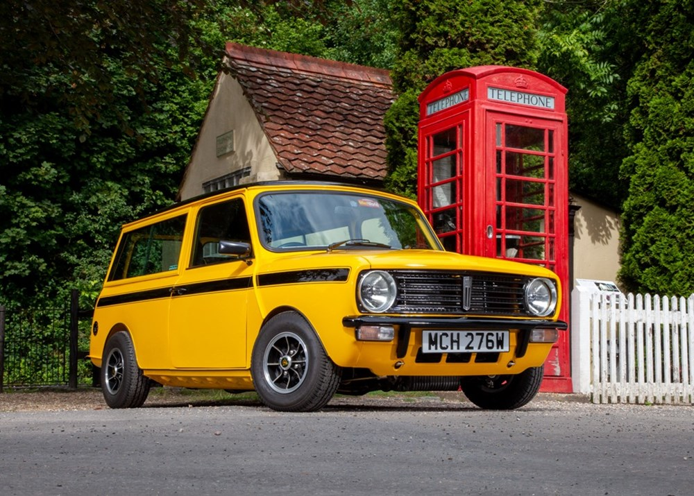 Lot 276 - 1980 Mini Clubman Estate Special