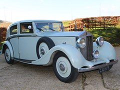 Navigate to Lot 201 - 1936 Rolls-Royce 25/30 Sedanca de Ville by Park Ward