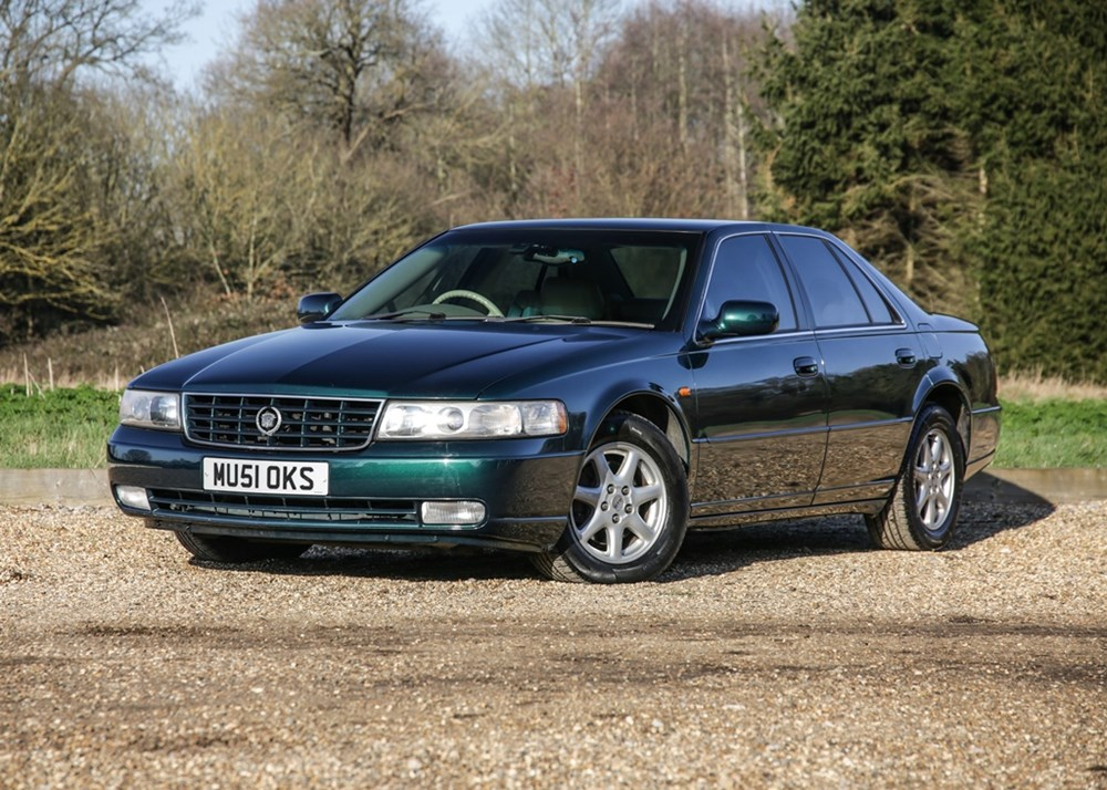 Lot 269 - 2001 Cadillac Seville STS