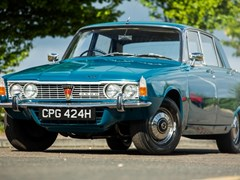 Navigate to Lot 269 - 1970 Rover P6 (3500cc)