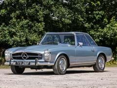Navigate to Lot 210 - 1967 Mercedes-Benz 250 SL Pagoda