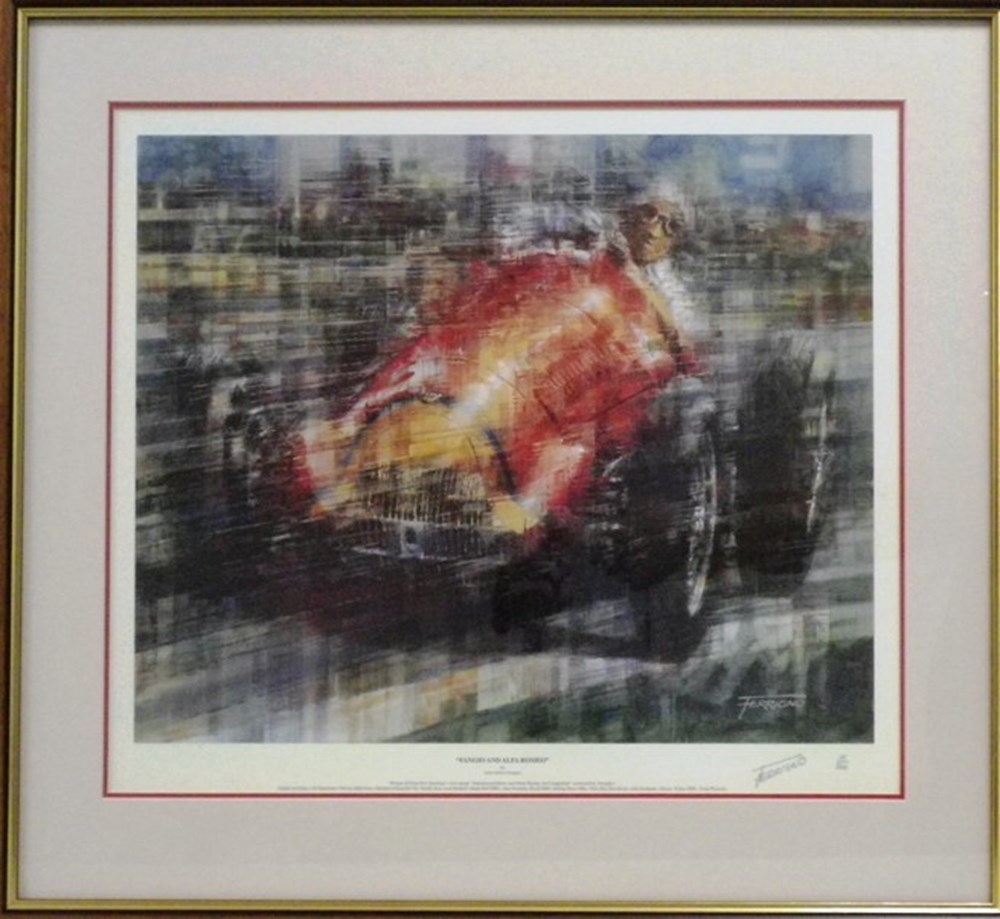 Lot 032 - Carlos Ferrigno Prints