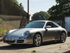 Navigate to Lot 239 - 2006 Porsche 911 / 997 Carrera 4S