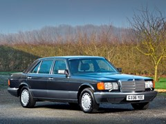 Navigate to Lot 228 - 1989 Mercedes-Benz 420 SEL
