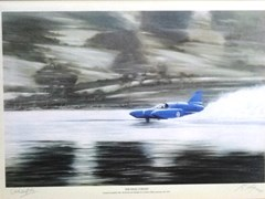 Navigate to Water and land speed record prints.