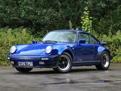 Navigate to Lot 205 - 1987 Porsche 911 / 930 Turbo