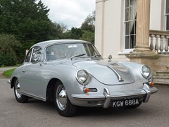 Navigate to Lot 131 - 1962 Porsche 356 B Coupé