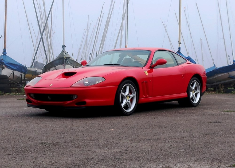 Lot 274 - 1998 Ferrari 550 Maranello