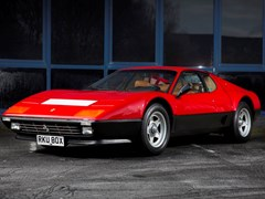 Navigate to Lot 202 - 1982 Ferrari 512BBi