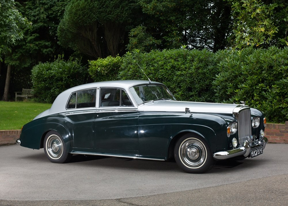 Lot 181 - 1963 Bentley S3 Saloon 'Henry'