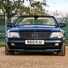 Ref 35 1997 Mercedes-Benz SL 320 Roadster -