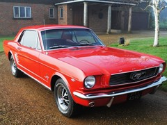 Navigate to Lot 272 - 1966 12918 Mustang Notchback