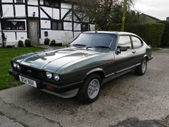 Navigate to Lot 296 - 1981 12918 Capri 2.8 Litre Injection