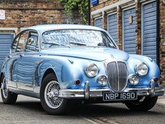 Navigate to Lot 309 - 1966 Daimler 250 Saloon (V8)