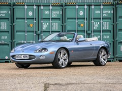 Navigate to Lot 186 - 2003 Jaguar XKR Convertible