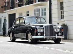 Navigate to Lot 190 - 1963 Bentley S3 Standard Steel Saloon
