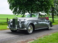 Navigate to Lot 294 - 1959 Rolls-Royce Silver Cloud I Drophead Coupé