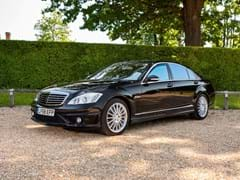 Navigate to Lot 250 - 2008 Mercedes-Benz 6.2 S63 AMG Long Wheelbase