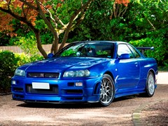 Navigate to Lot 261 - 2000 Nissan Skyline R34 GTR V-Spec