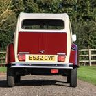 Ref 7 1987 Citroen 2CV6 Dolly -