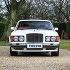 Ref 85 1989 Bentley Turbo R -