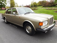 Navigate to Lot 245 - 1983 Bentley Mulsanne Turbo