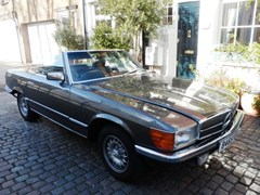Navigate to Lot 358 - 1985 Mercedes-Benz 280SL