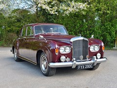 Navigate to Lot 182 - 1965 Bentley S3 Standard Steel Saloon
