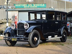 Navigate to Lot 207 - 1925 Studebaker Special Six Model EQ Sedan