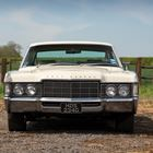 Ref 15 1969 Lincoln Continental 'Kennedy' Coupé (Fourth Generation) -