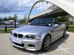 Navigate to Lot 141 - 2003 BMW M3 Convertible