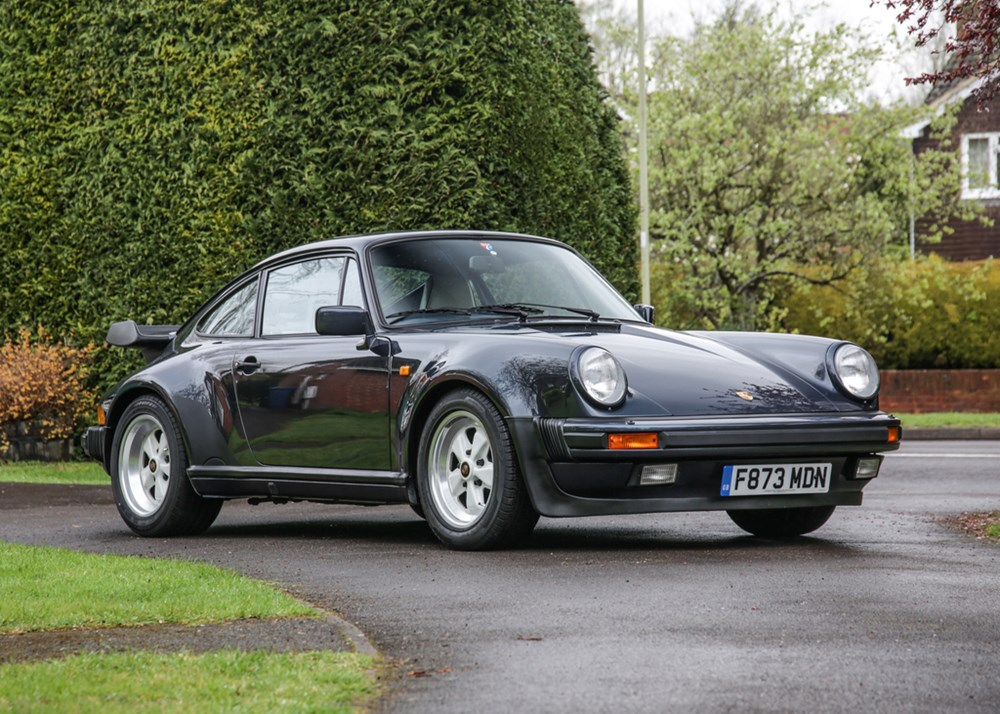 Lot 168 - 1988 Porsche 911 / 930 Turbo