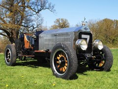 Navigate to Lot 393 - 1918 American LaFrance Open Speedster